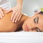 Atpalaiduojantis nugaros masazas